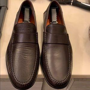 Santoni loafer Brand New size 9
